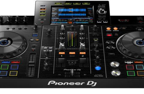 Pioneer-xdj-rx2-multimedia-lejatszo